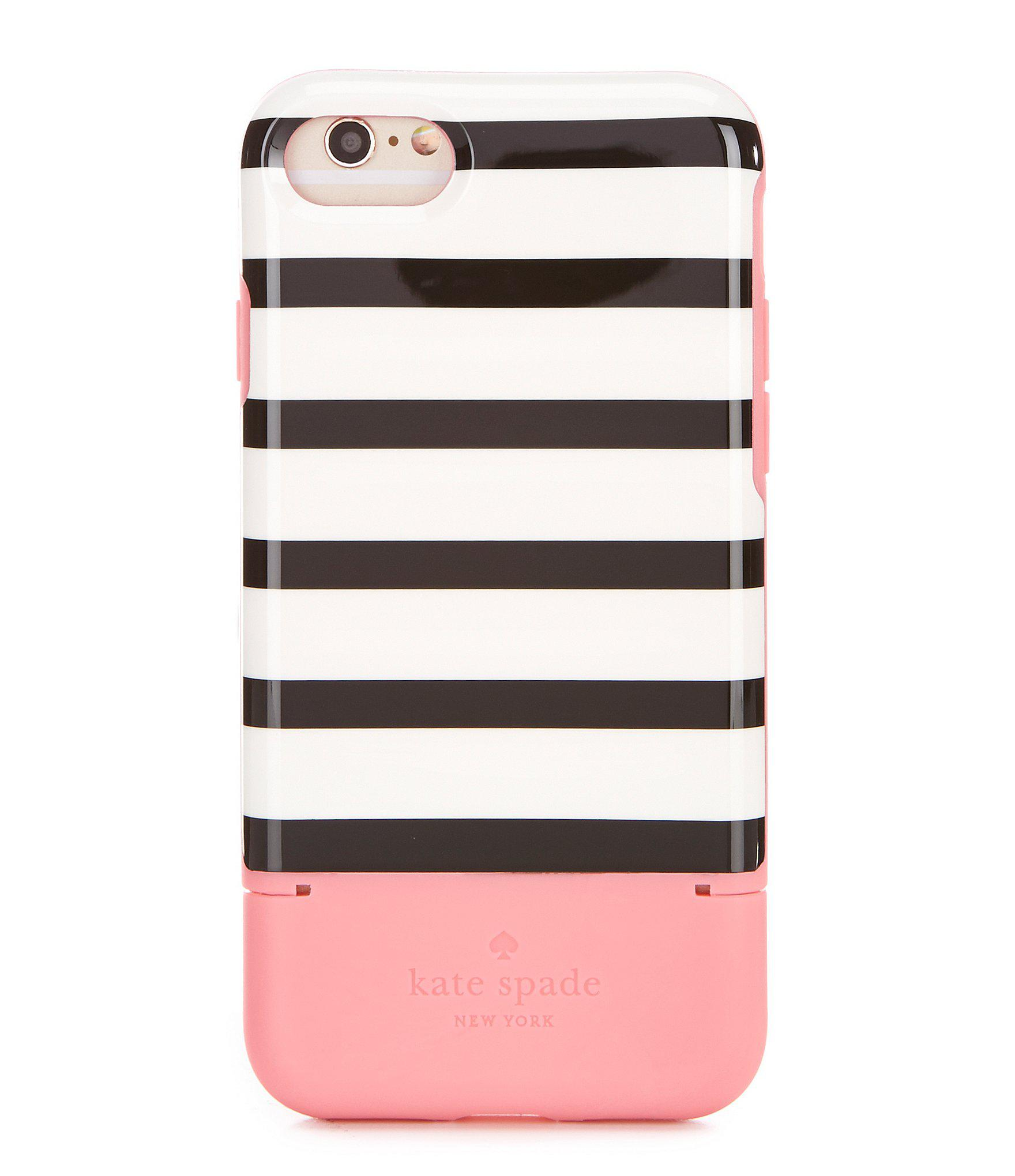 Keep The Cute Quick And Convenient Kate Spade New York Spencer Card Holder Wristlet Always Within Reach Without Need Of A Purse Cardholder Made