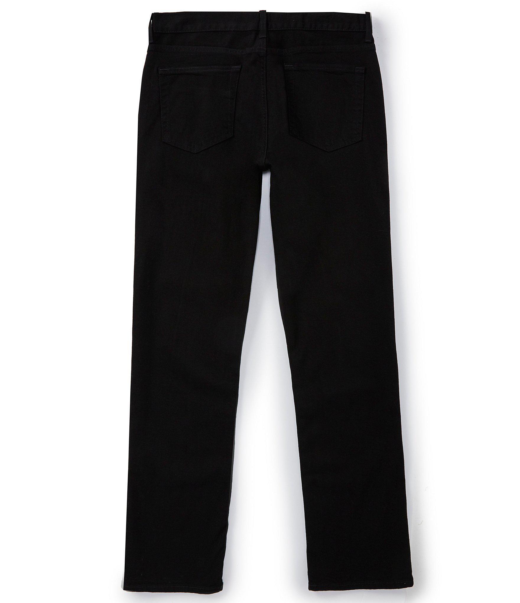 dcd46fc3f5 Lyst - Cremieux Jeans Big & Tall Straight-fit Stretch Jeans in Black ...