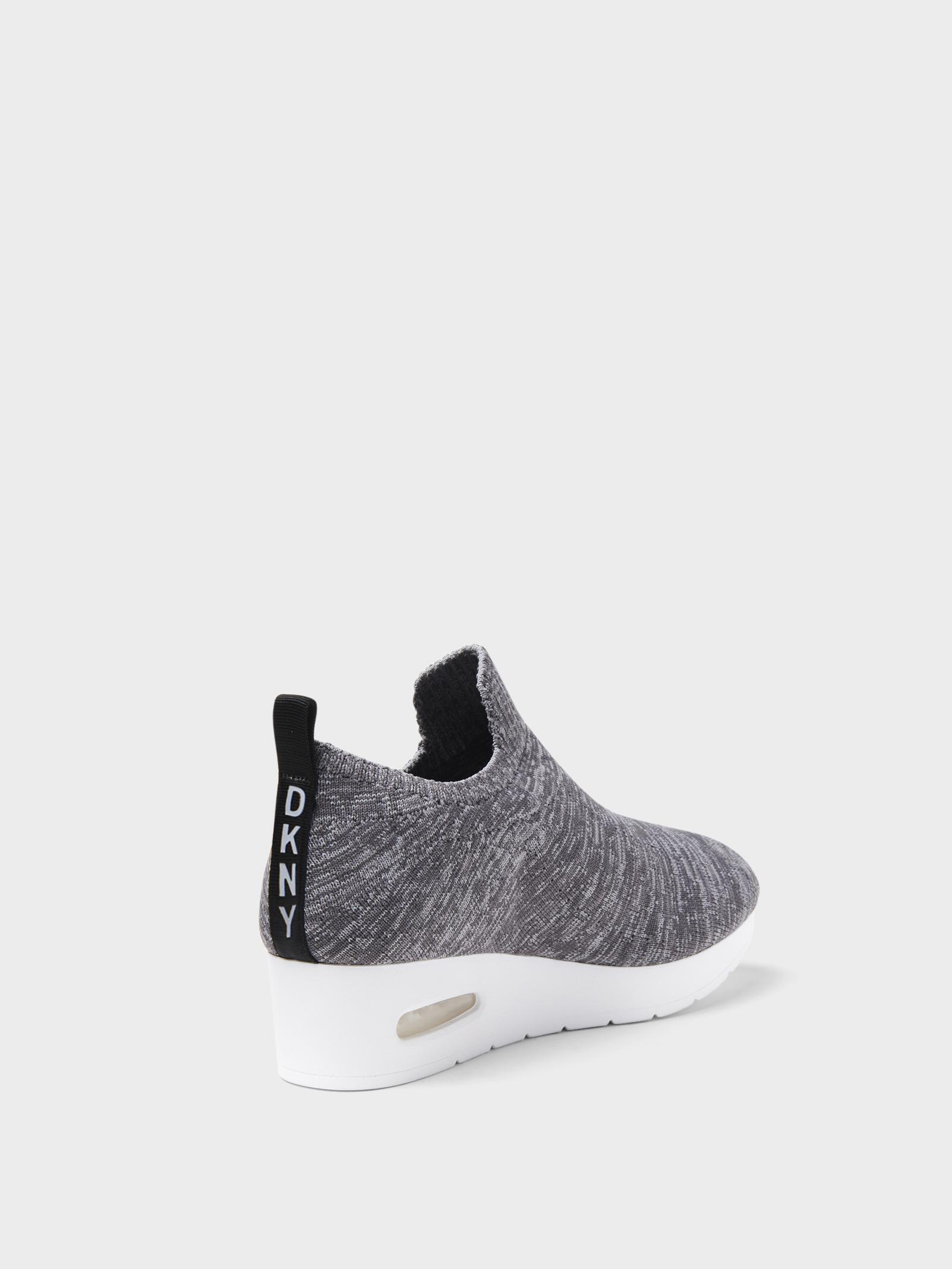 Angie Slip On Low Wedge Sneaker