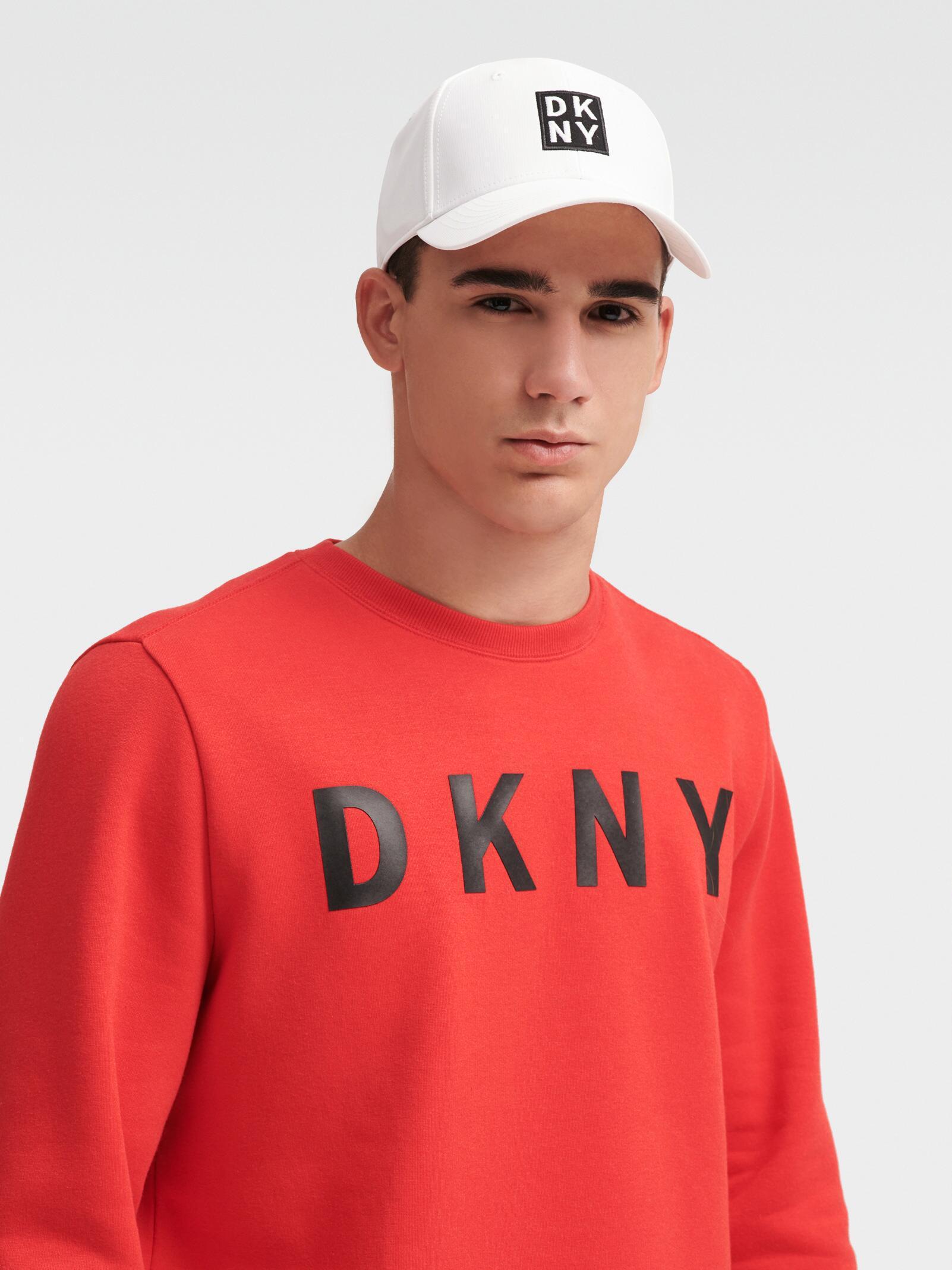DKNY - Multicolor Box Logo Cap for Men - Lyst. View fullscreen 3994c3af02f0