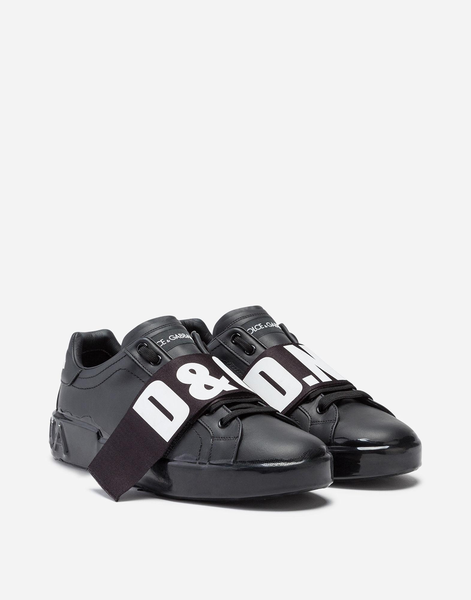 Dolce \u0026 Gabbana Leather Calfskin Nappa