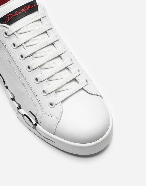 Dolce \u0026 Gabbana Leather Patent Calfskin