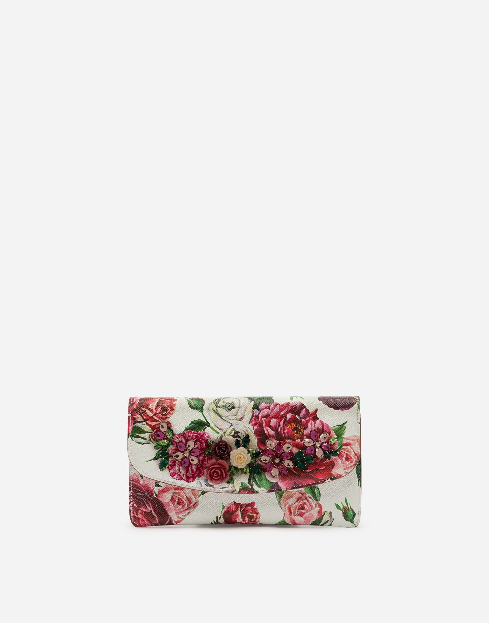 peony wallet Dolce & Gabbana RTyUUinc