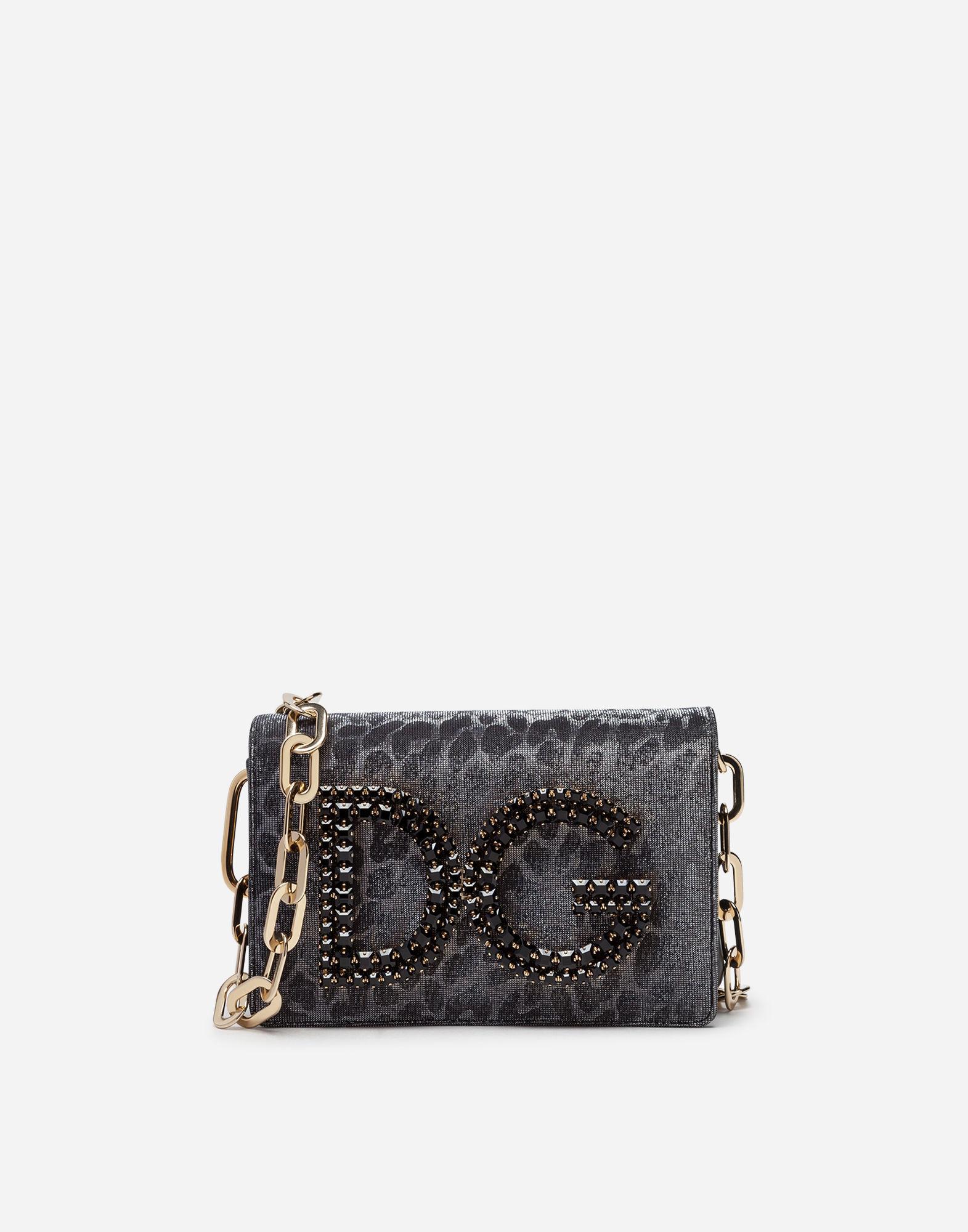 4c881d76a406 Lyst - Dolce   Gabbana Dg Girls Shoulder Bag In Color-changing ...