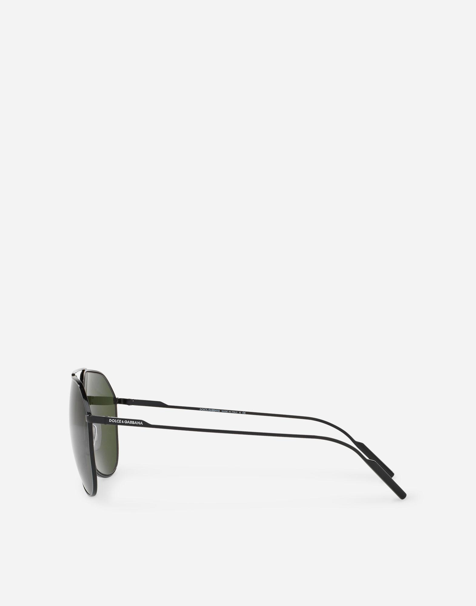 Dolce & Gabbana Metal Aviator Sunglasses for Men