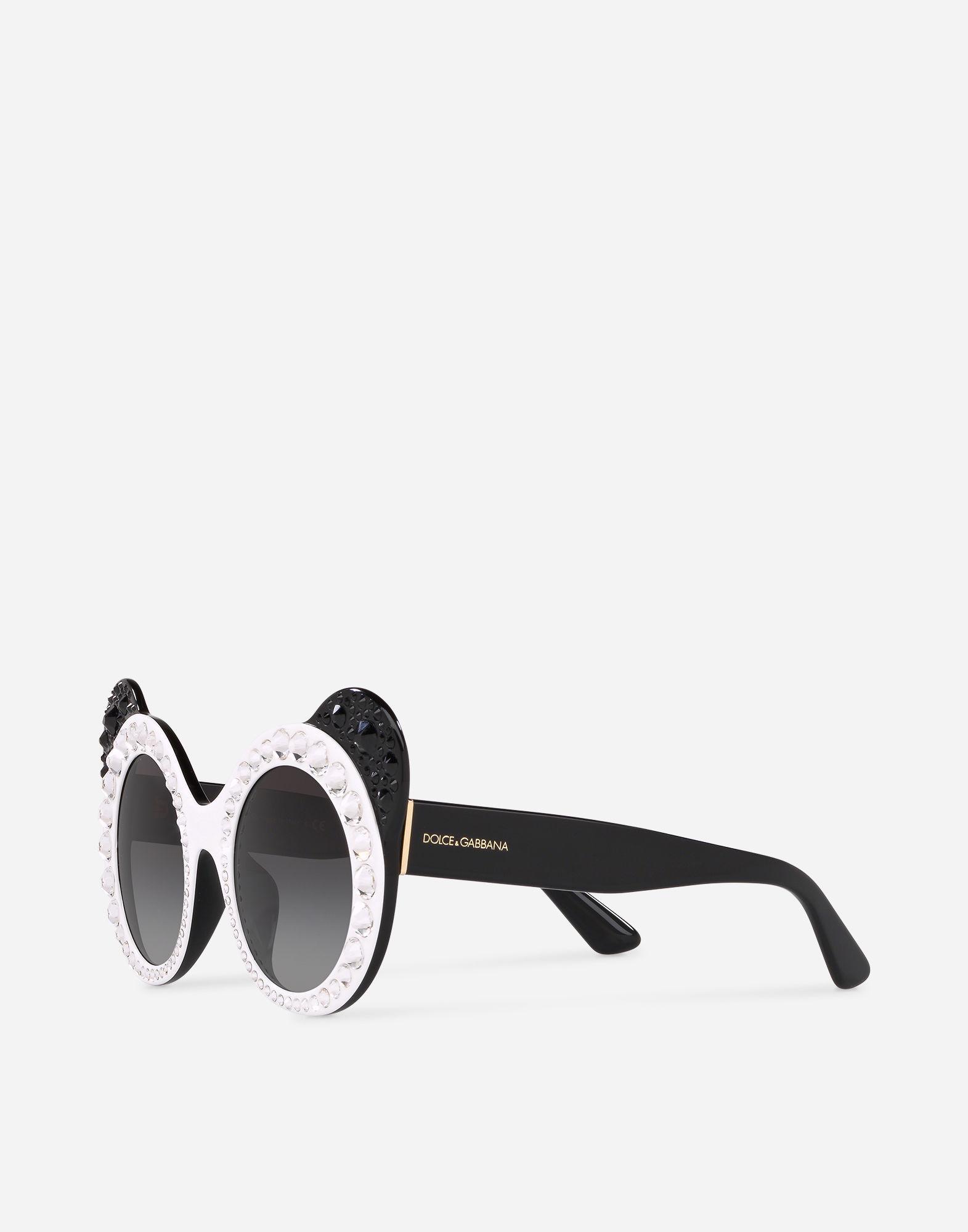 Sunglasses Panda Dg Black Fashion Women's UpLqSMGzjV