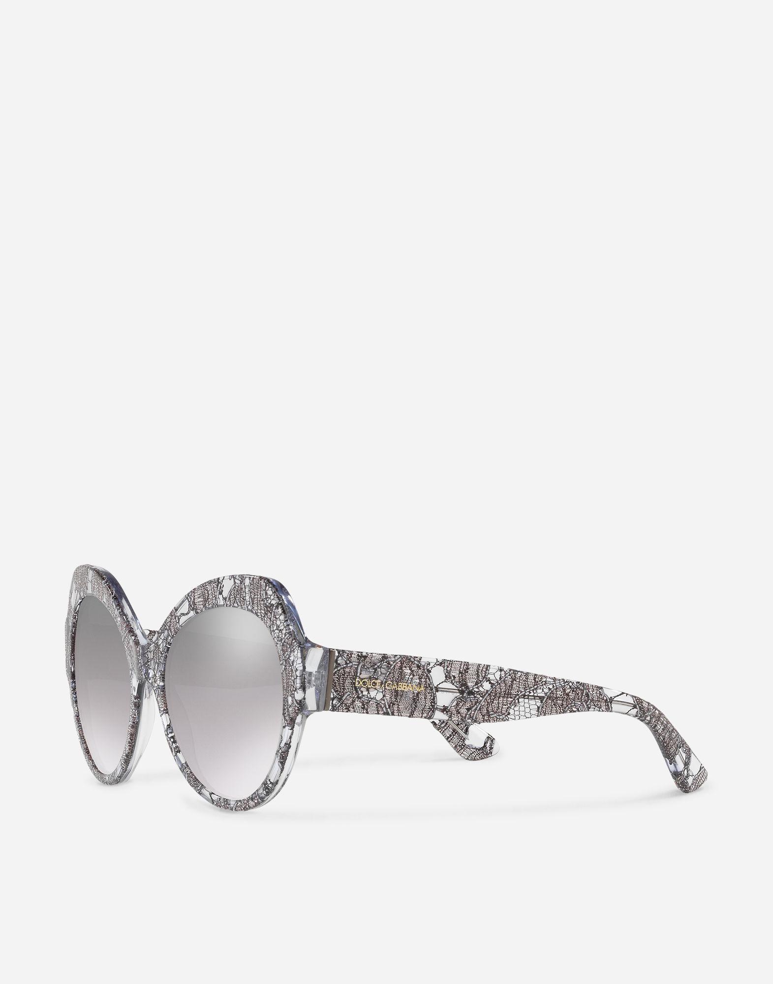 De Gabbana Lunettes Acétate Dolceamp; Soleil Coloris Papillon En Multicolor TFlcK1J3
