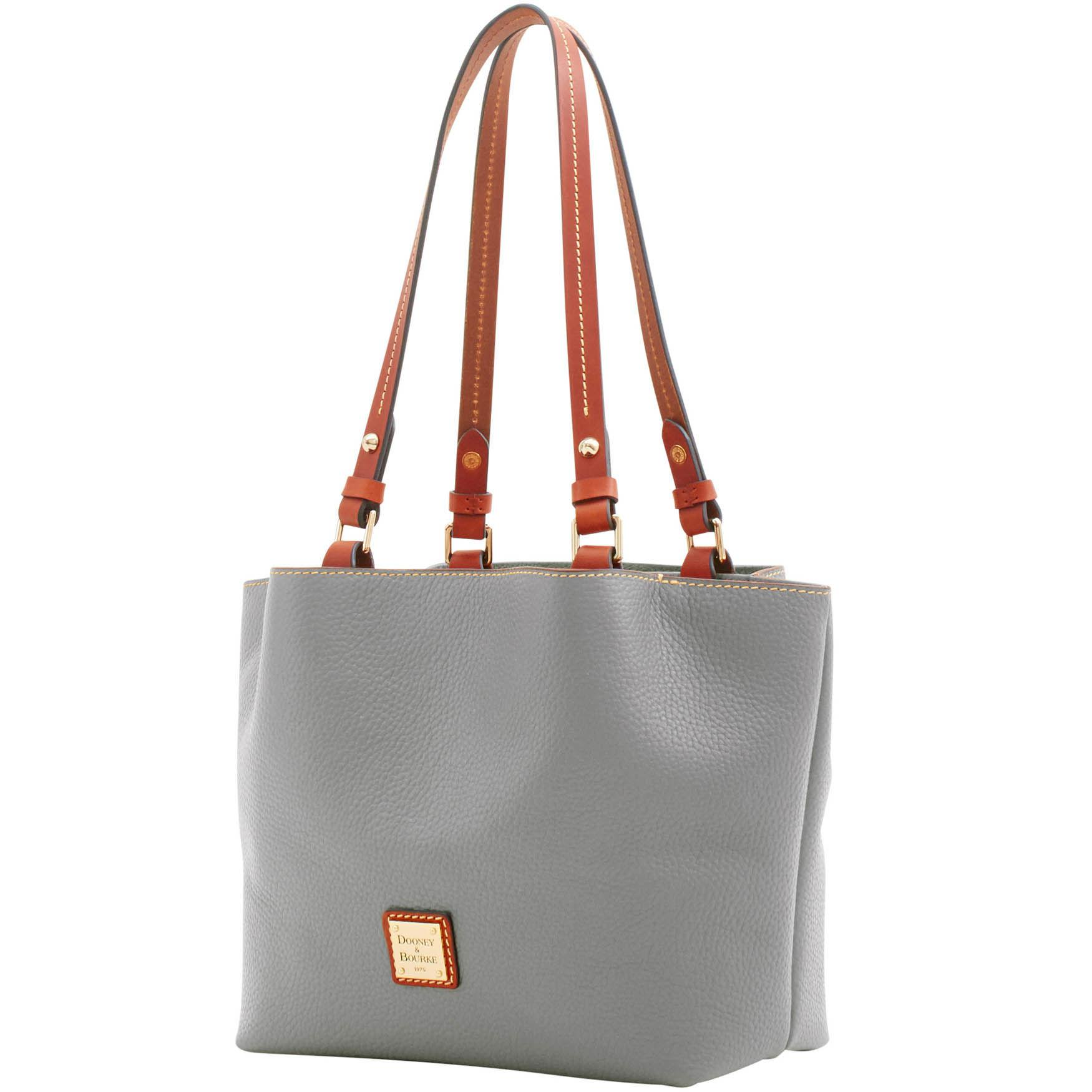 67063fc93d0c Dooney   Bourke - Multicolor Pebble Grain Small Flynn - Lyst. View  fullscreen