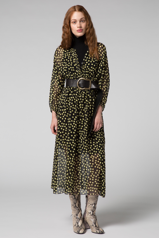 lyst dorothee schumacher magic dot dress
