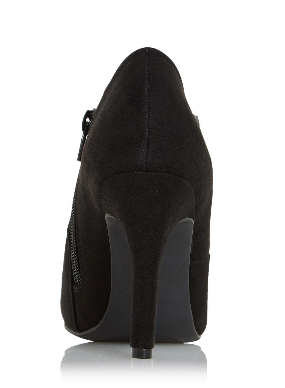Dorothy Perkins Head Over Heels By Dune Black 'olisa' Ankle Boots