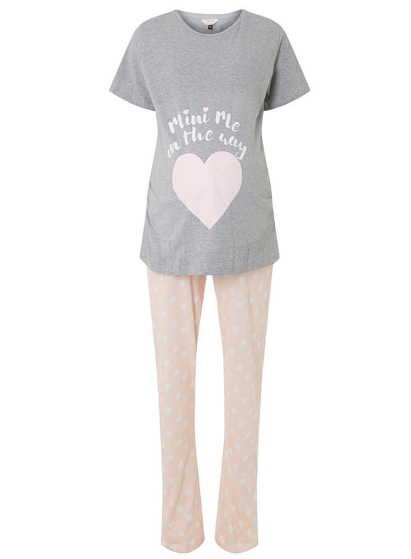 d1ebe47d36 Dorothy Perkins Maternity Grey Mini Me Pyjama Set in Gray - Lyst