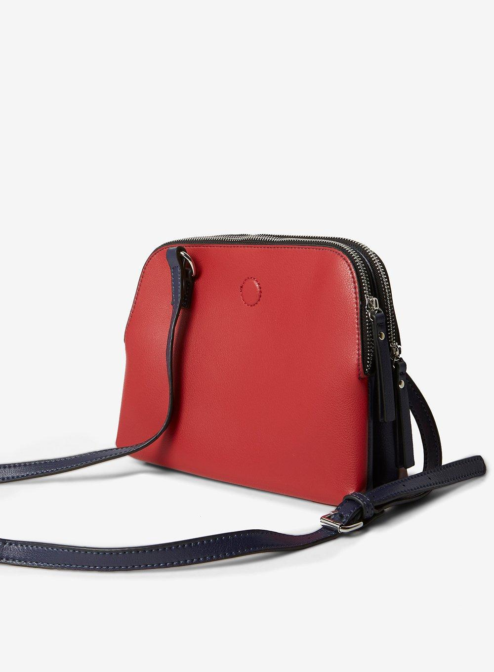 Dorothy Perkins Pieces Blue 'fareena' Cross Body Bag
