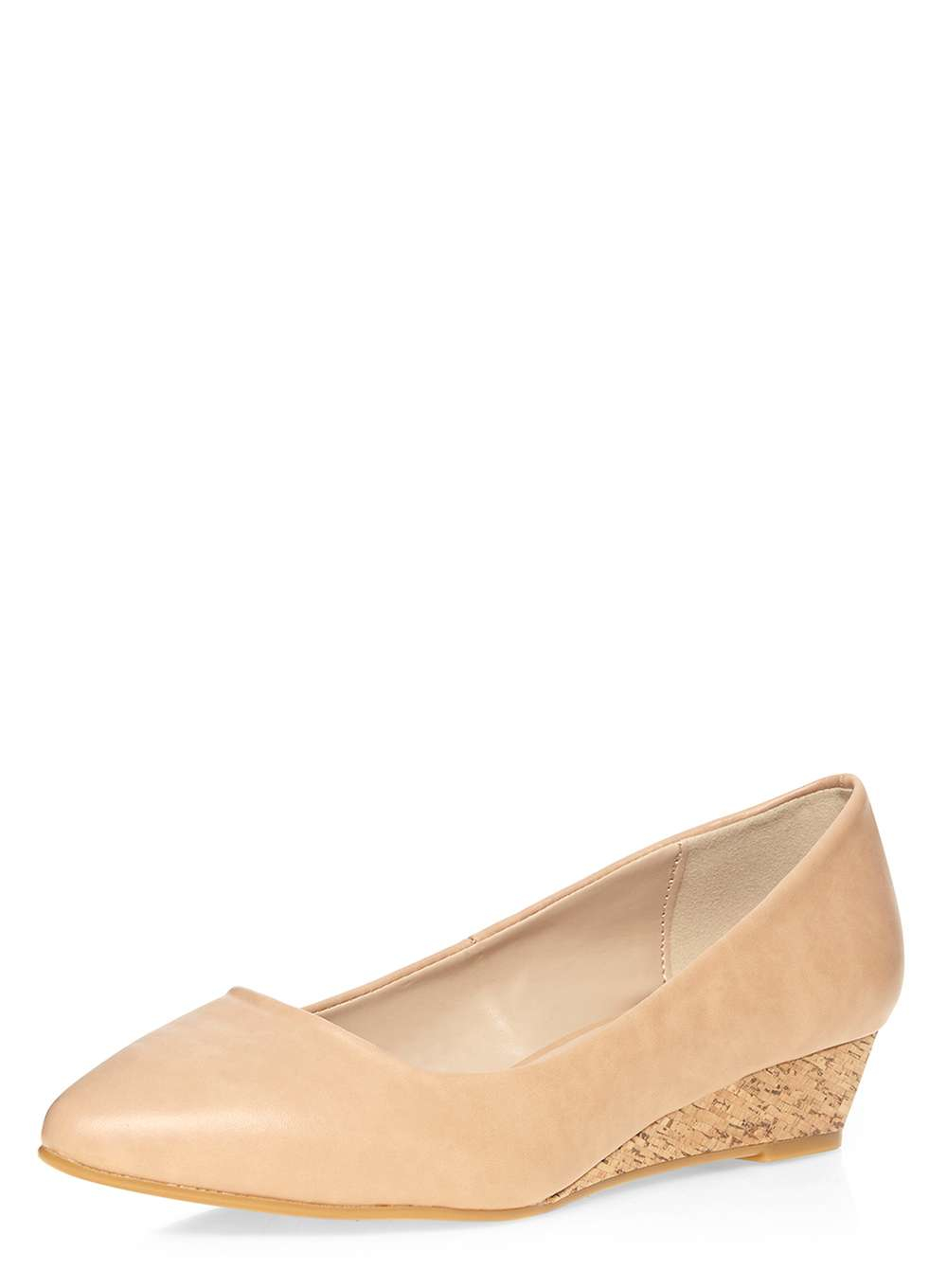 dorothy perkins womble wedge court shoes lyst