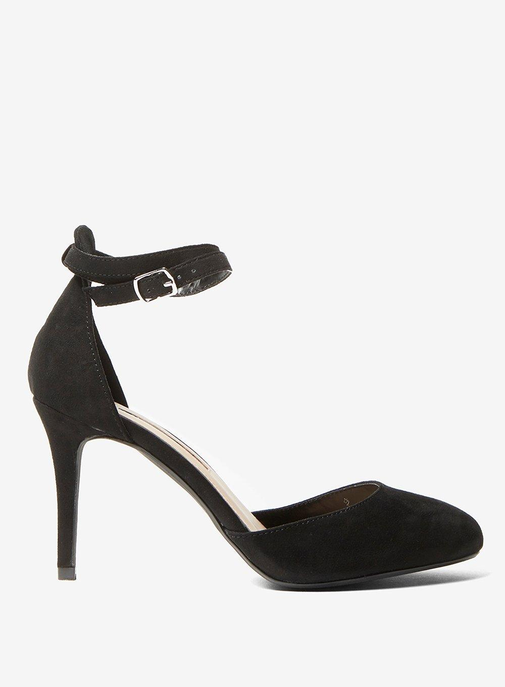 2292445240f Lyst - Dorothy Perkins Black  eleanor  Court Shoes in Black