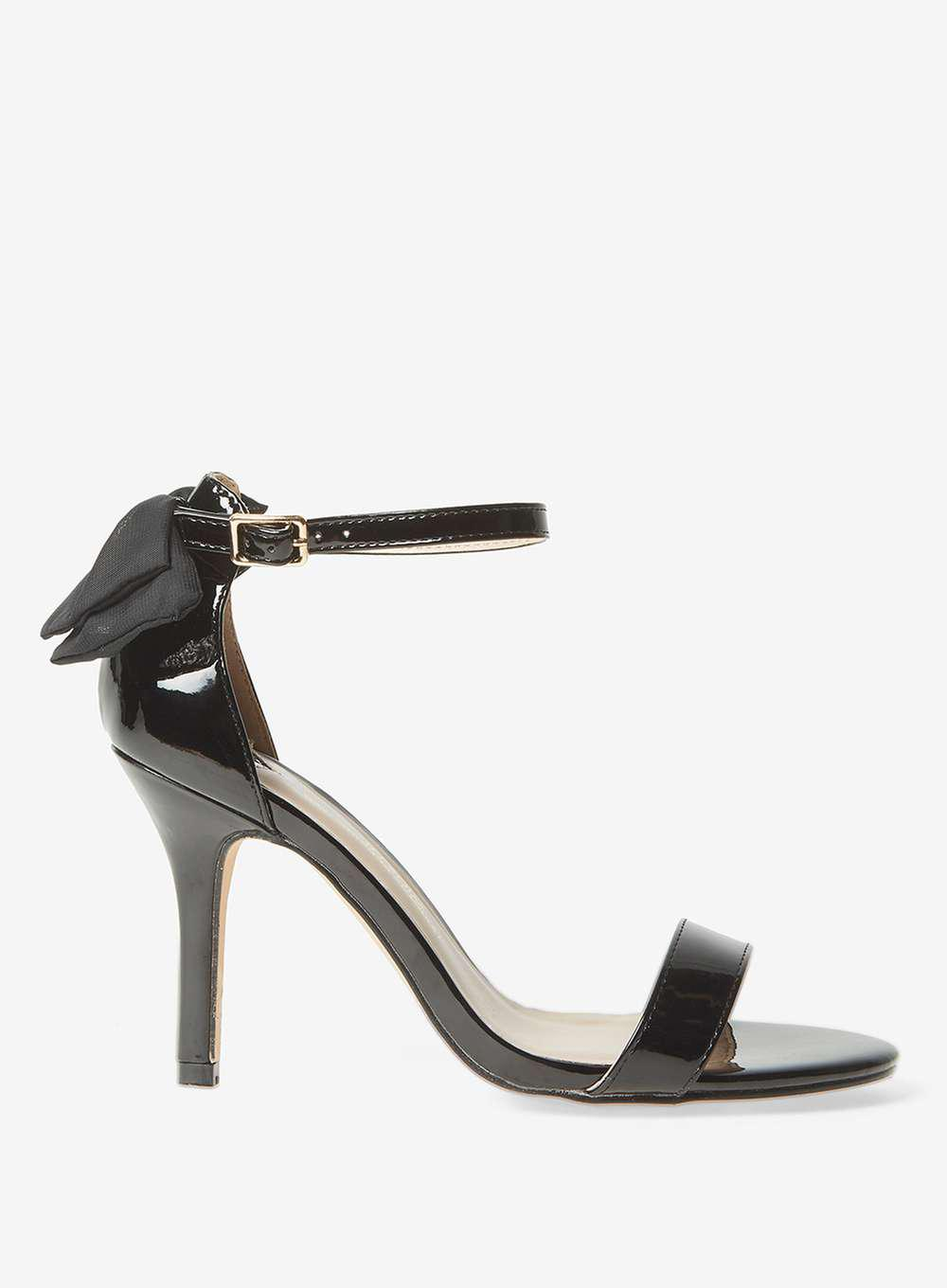 Dorothy Perkins Wide Fit WIDE FIT BRAVE - High heeled sandals - black fo9PQA39Tf