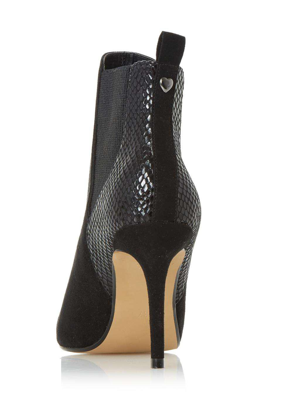 Dorothy Perkins Osamma Black Heeled Boot