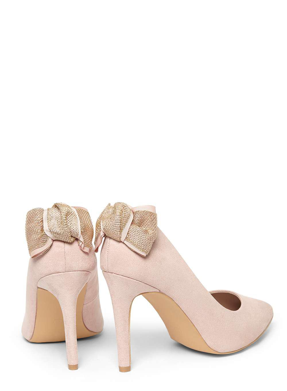 wide fit blush pink shoes cheapest