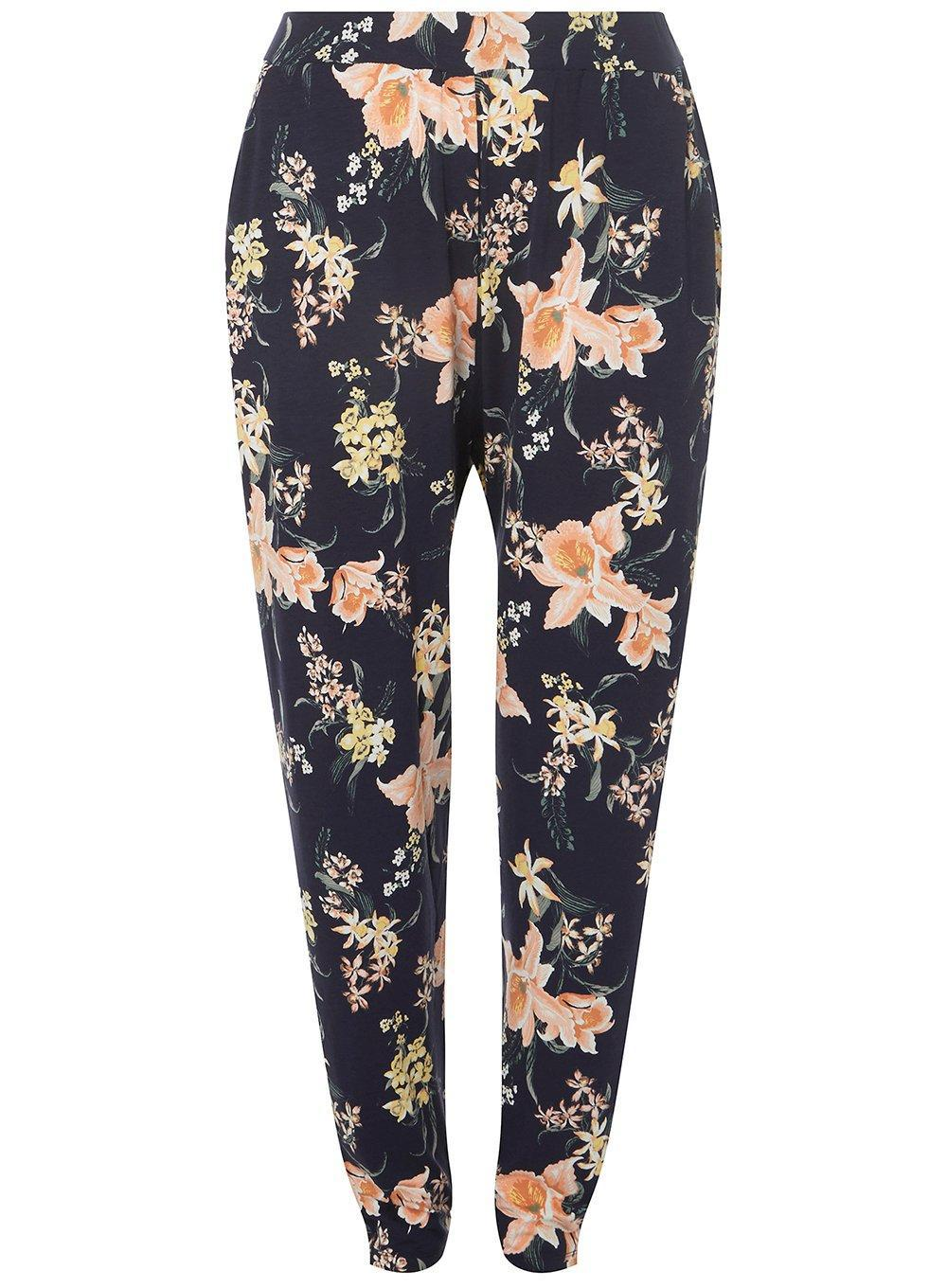 Dorothy Perkins Womens Petite Floral Joggers- Discount New Arrival Cheap Sast v4HzHw4