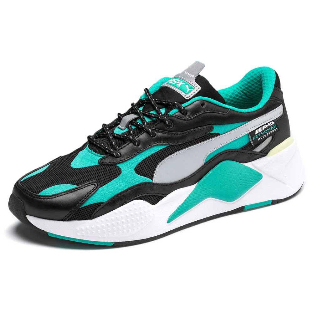 PUMA Synthetic Mercedes Amg Petronas Sneakers in Black (Blue) for ...