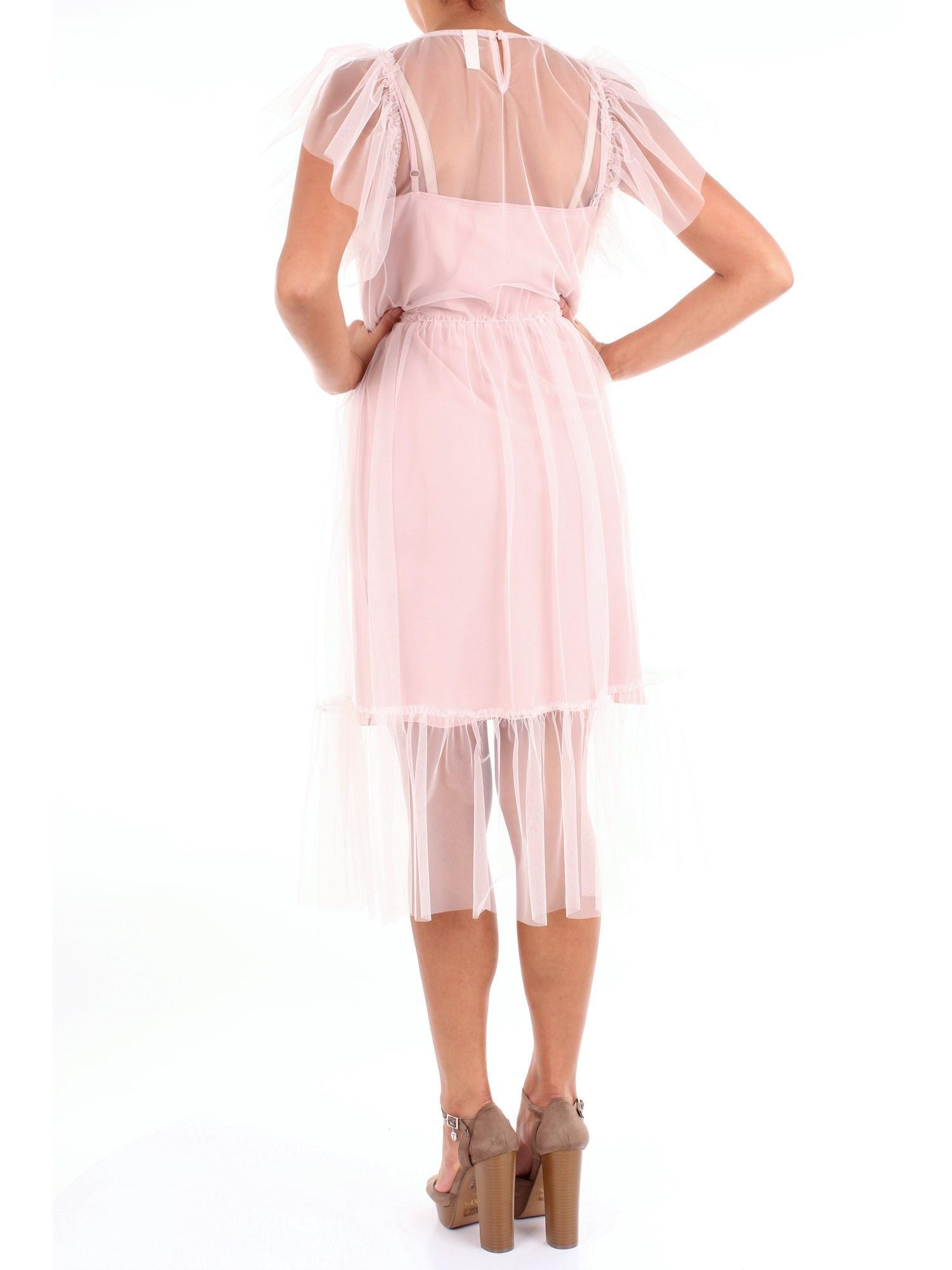 Robes court Souvenir Clubbing en coloris Rose