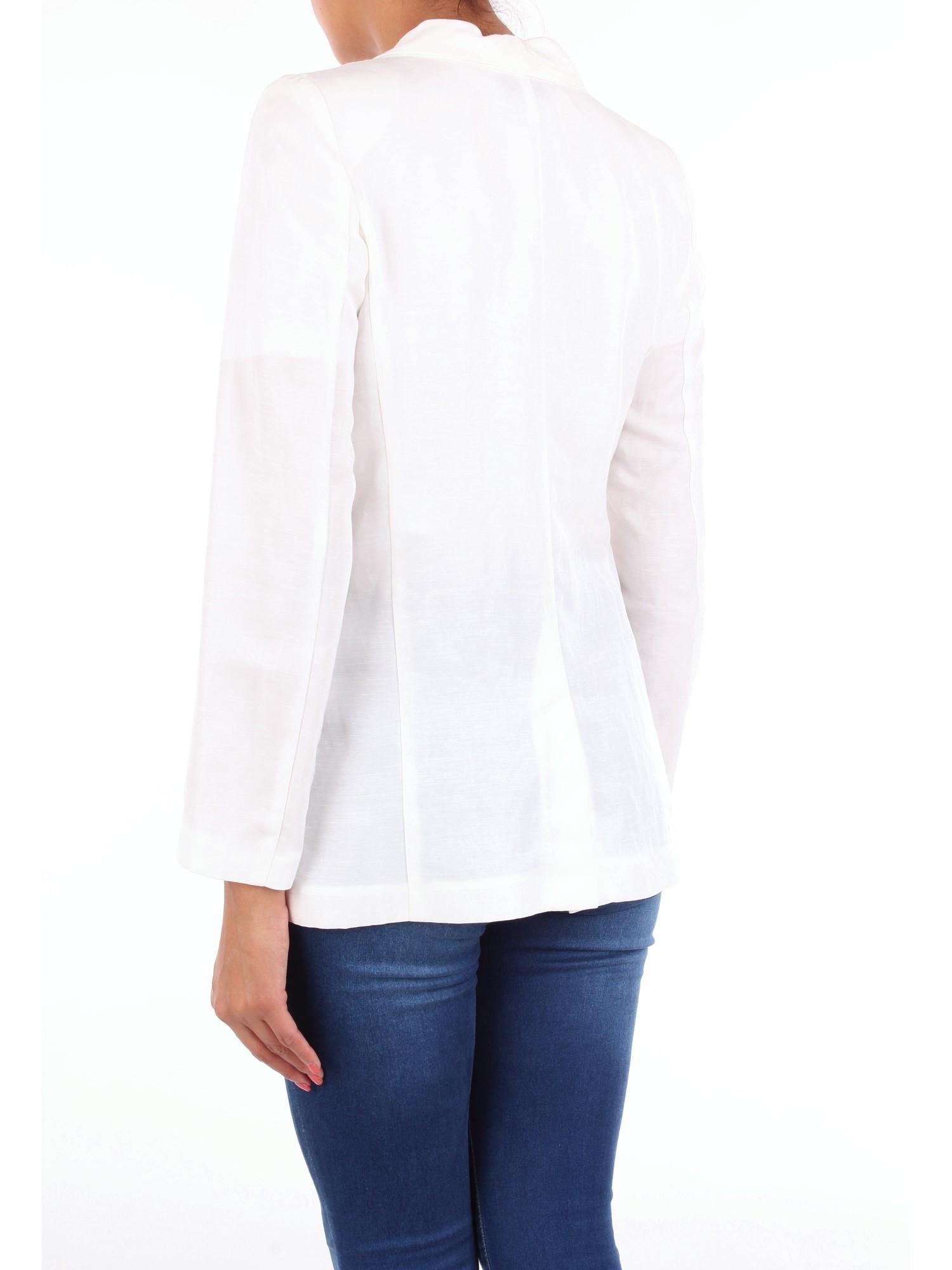 Chaqueta Seventy de color Blanco