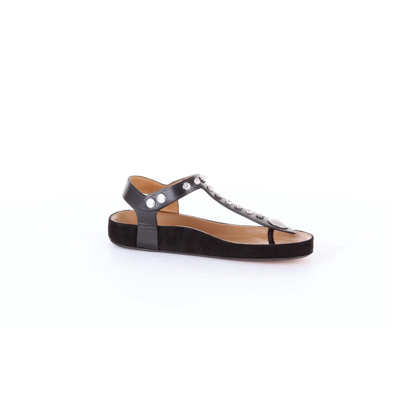 Zapatillas de mujer Isabel Marant de color Negro