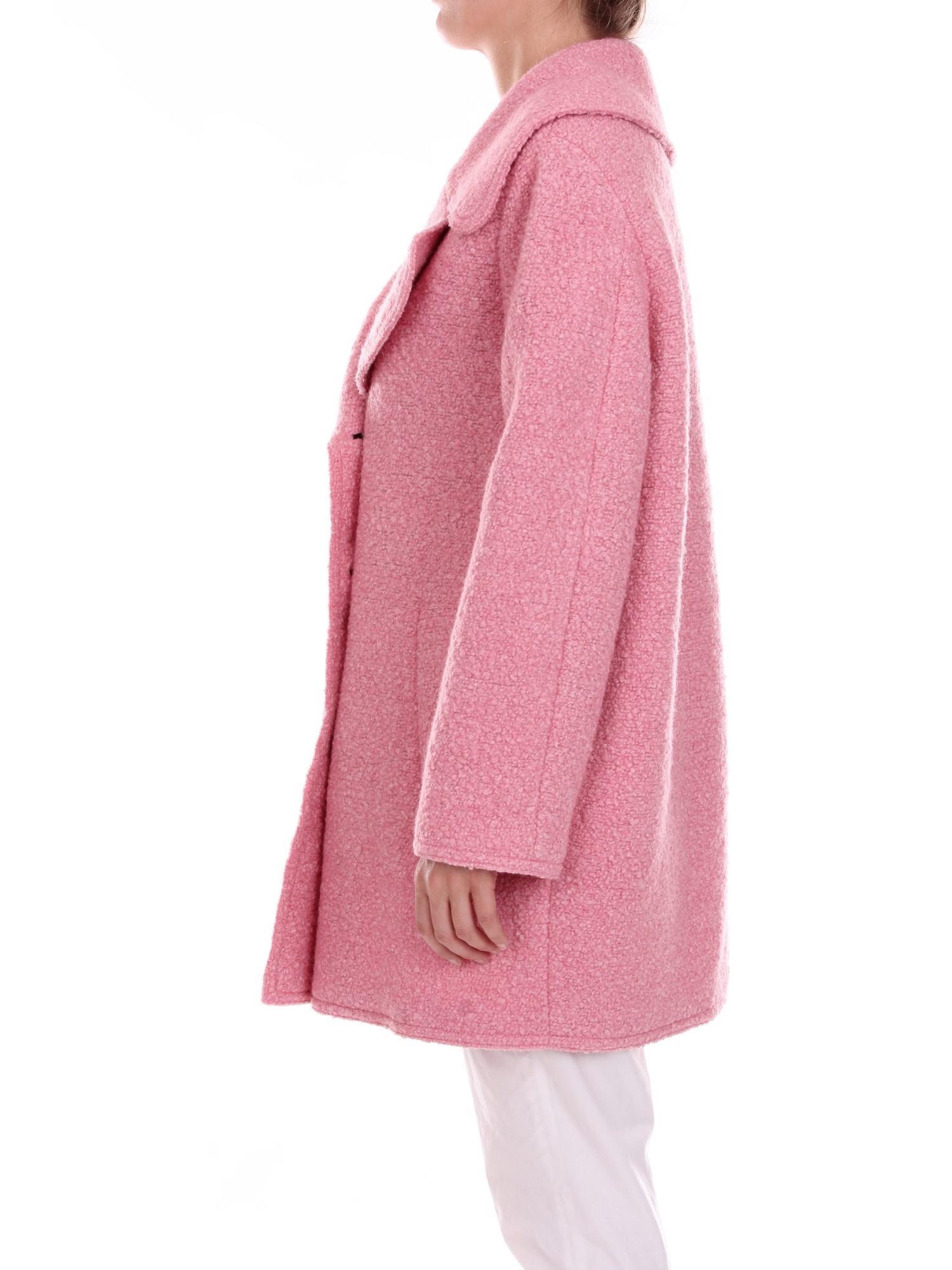 Manteau Ermanno Scervino en coloris Rose 28goz