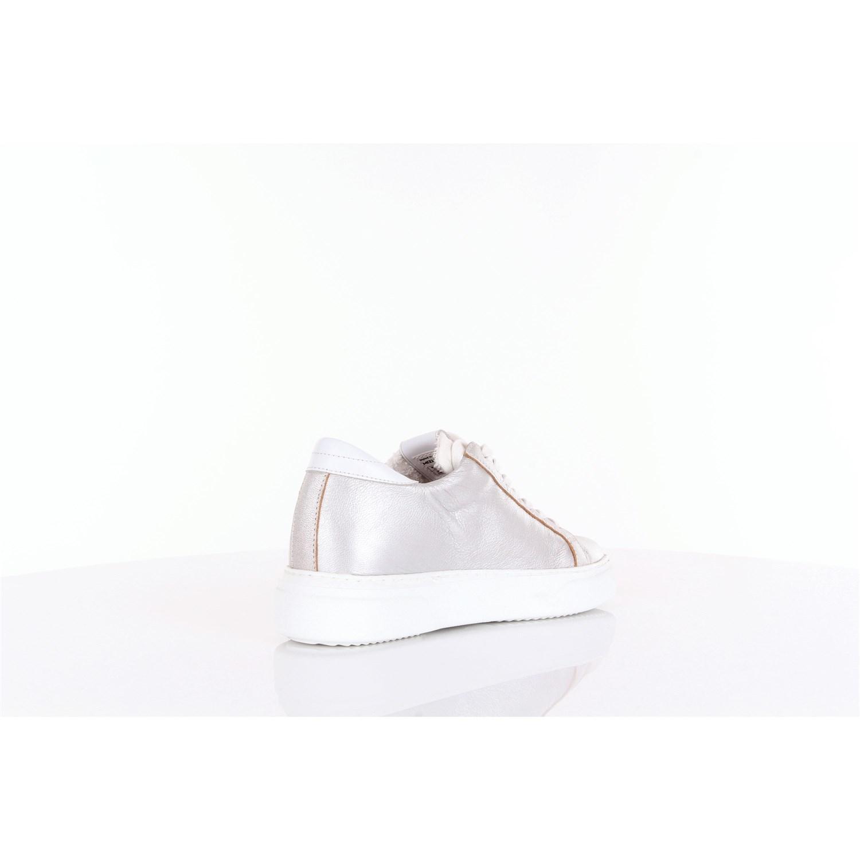 Zapatillas Mizuno de Lona de color Metálico
