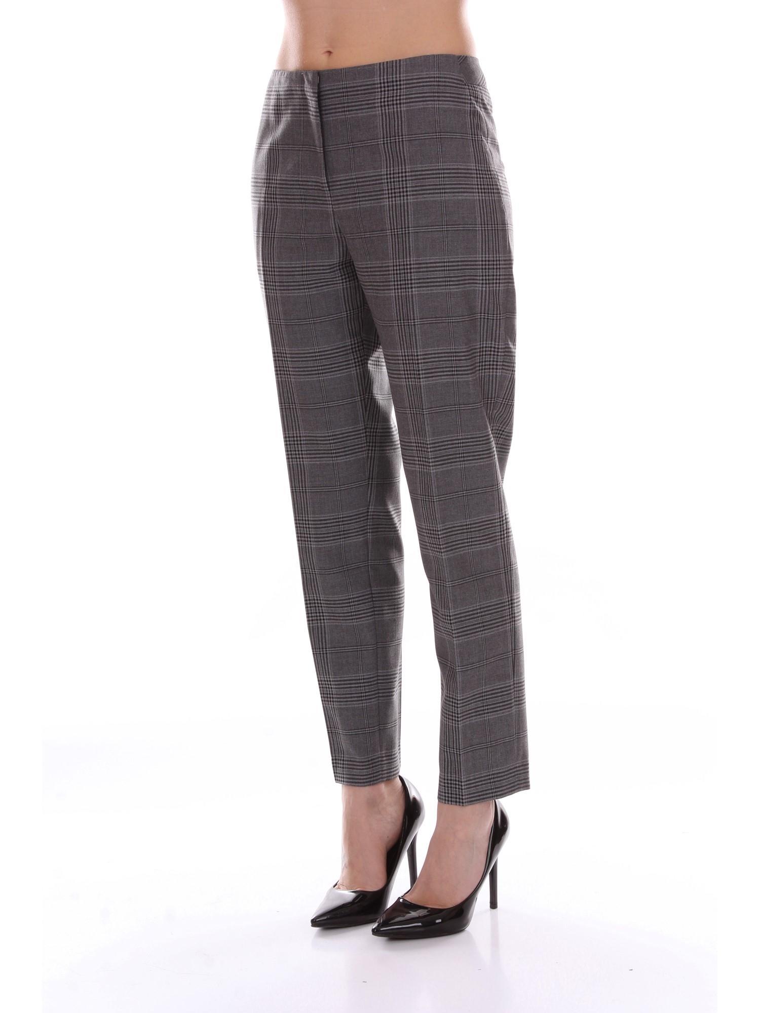 Trousse pantalon Tara Jarmon en coloris Gris