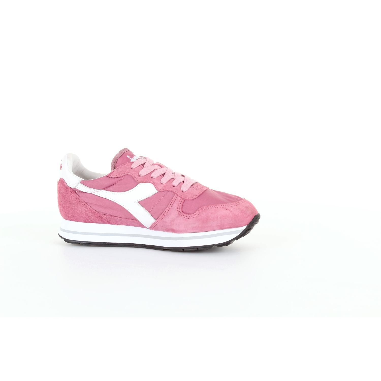 Chaussures de tennis Synthétique Diadora en coloris Rose ax59
