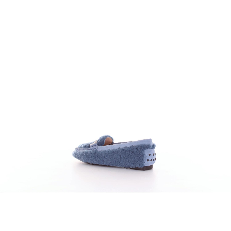 Mocasines Tod's de color Azul