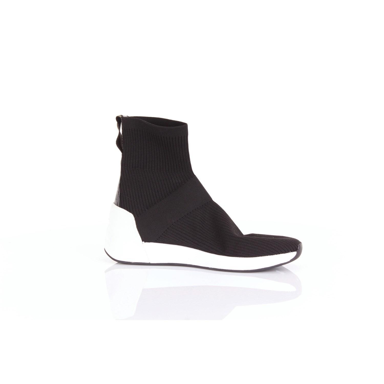 Zapatillas alto Ash de hombre de color Negro