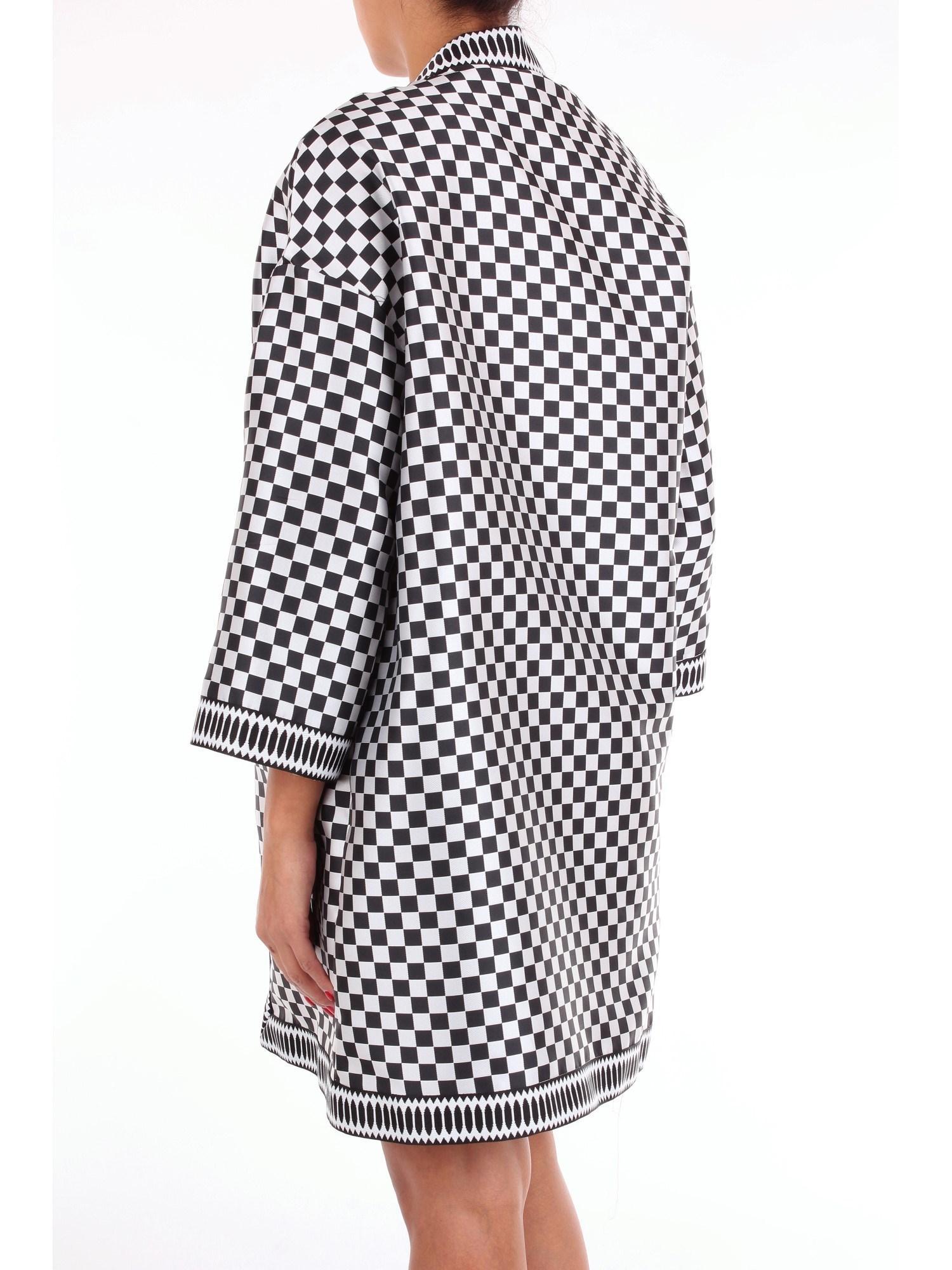 Vêtements d'extérieur court Clips en coloris Noir 6OPja