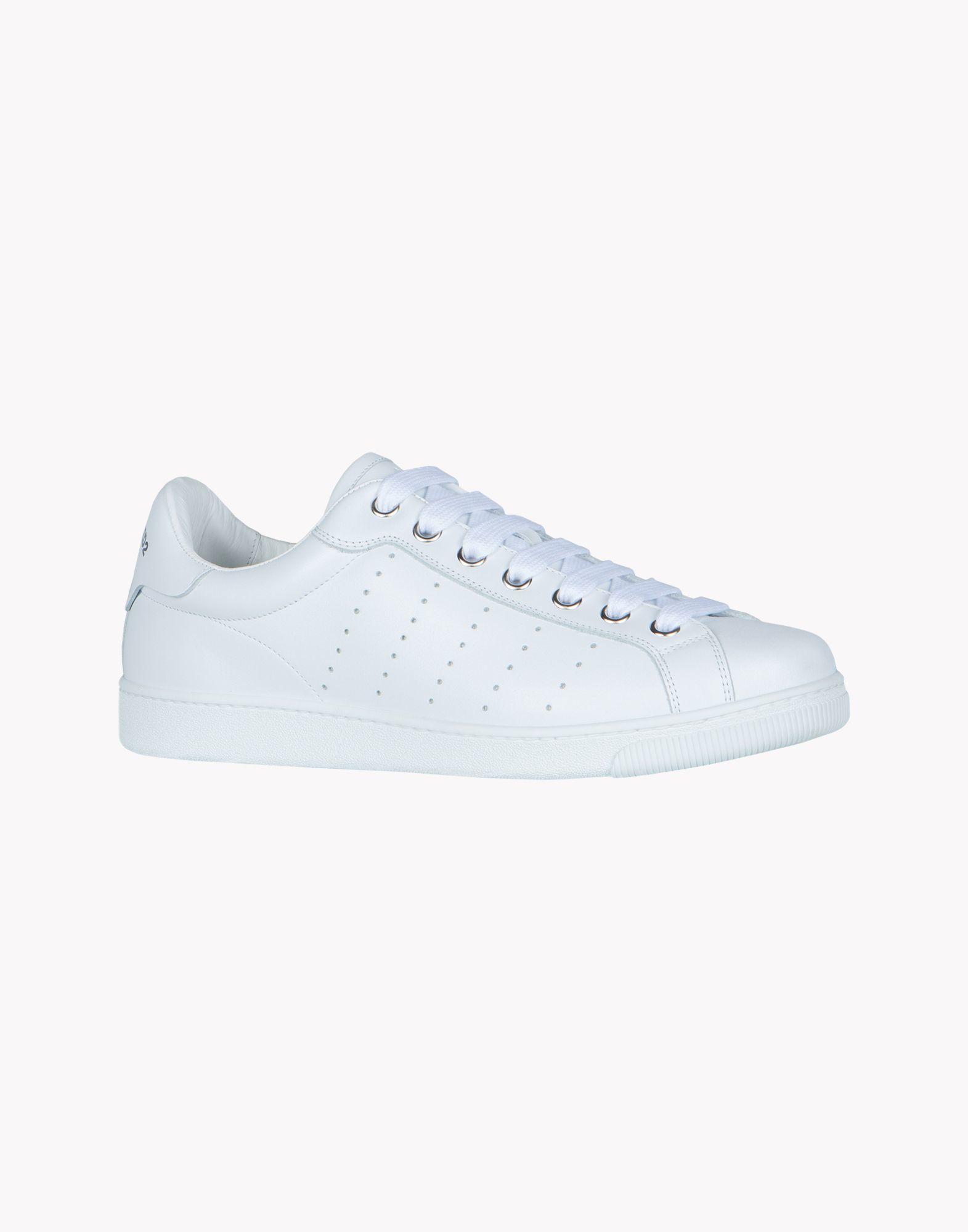 f83fdae8bae Lyst Dsquared² Santa Monica Sneakers in White for Men