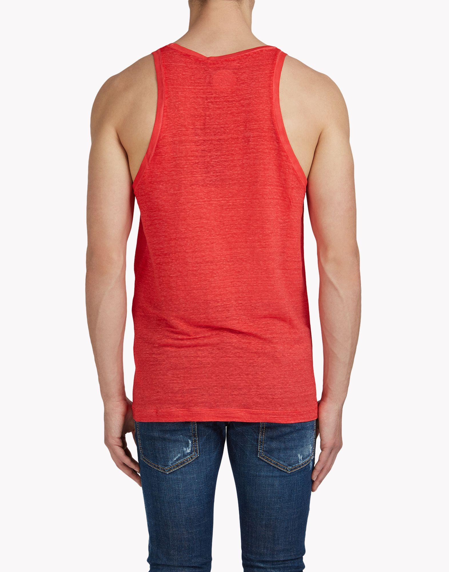 Find great deals on eBay for red tank top mens. Shop with confidence.