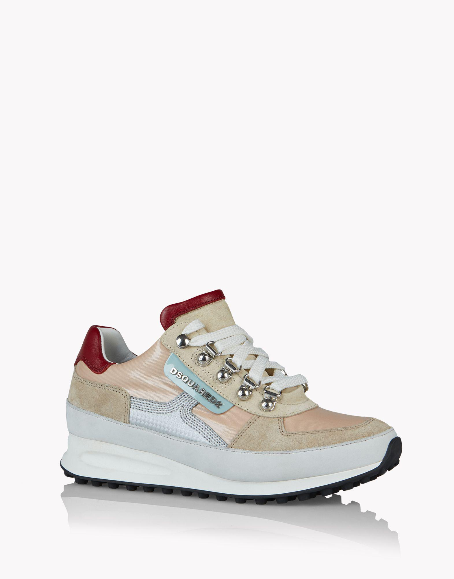 DSquared² Rubber Sneaker in Beige (Natural)