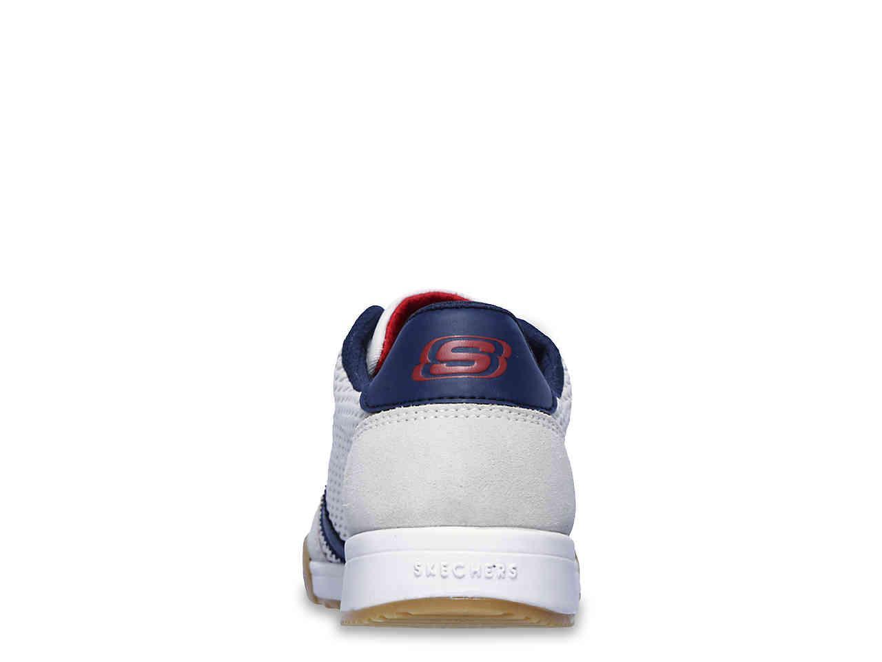 Skechers Rubber Zinger Mesh You Sneaker
