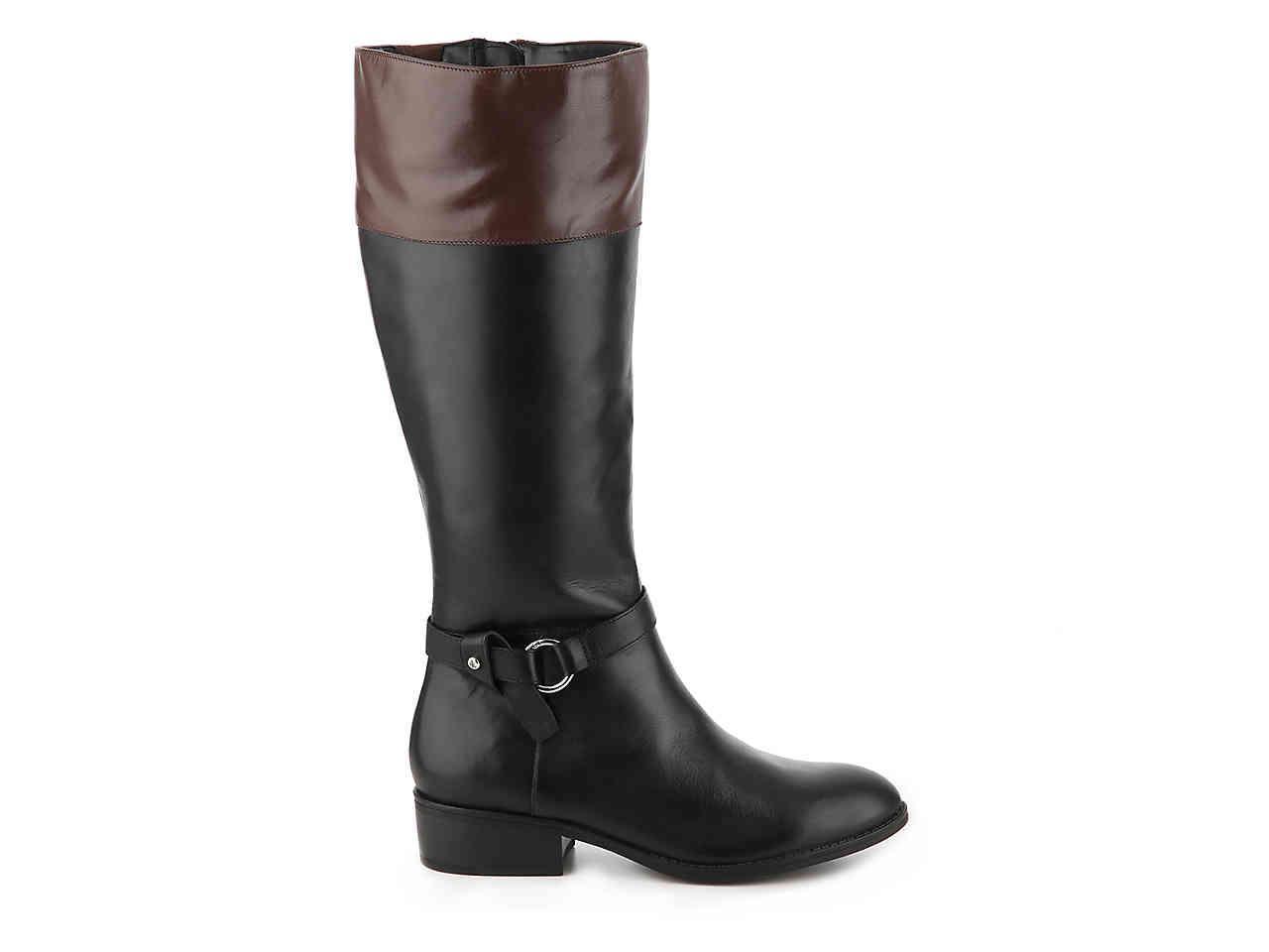 Makaila Wide Calf Riding Boot