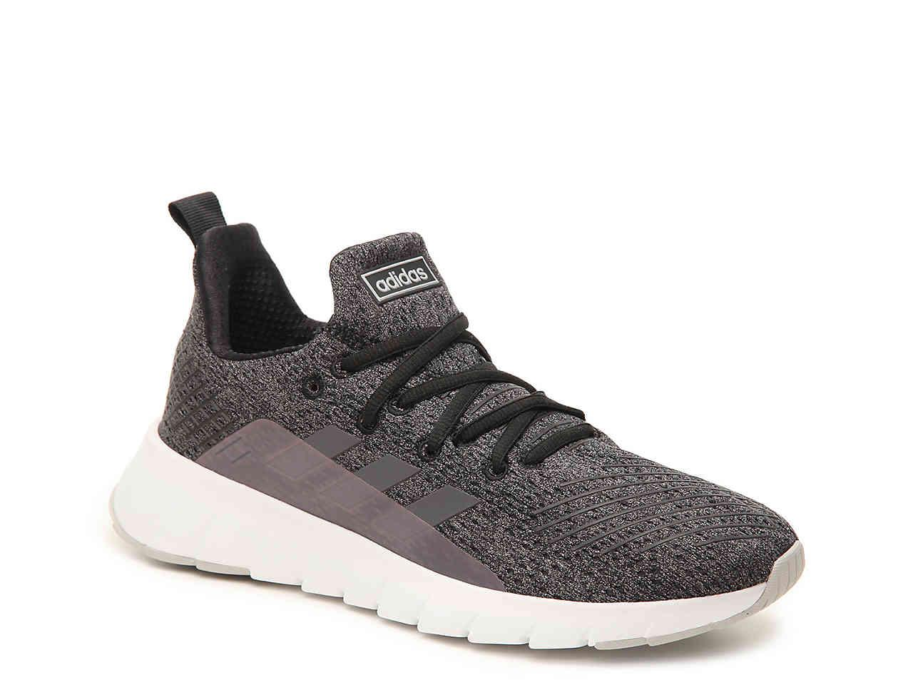 Lyst - adidas Asweego Running Shoe in Black 0a5c7f924