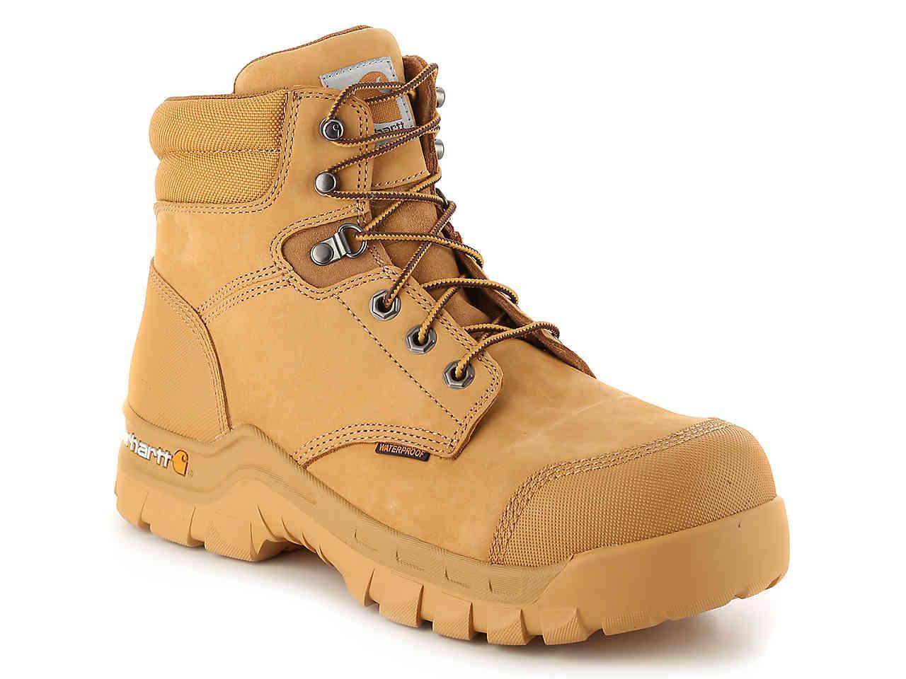 0eee16312f0 Men's Brown Rugged Flex 6-inch Work Boot