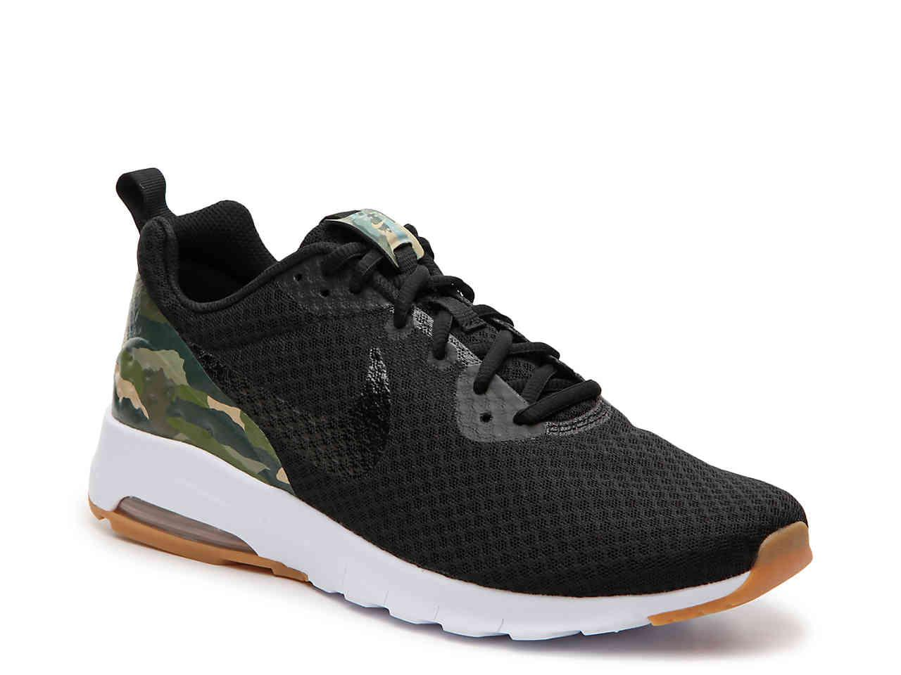 2393ce66 Nike Air Max Motion Lw Premium Sneaker in Black for Men - Lyst