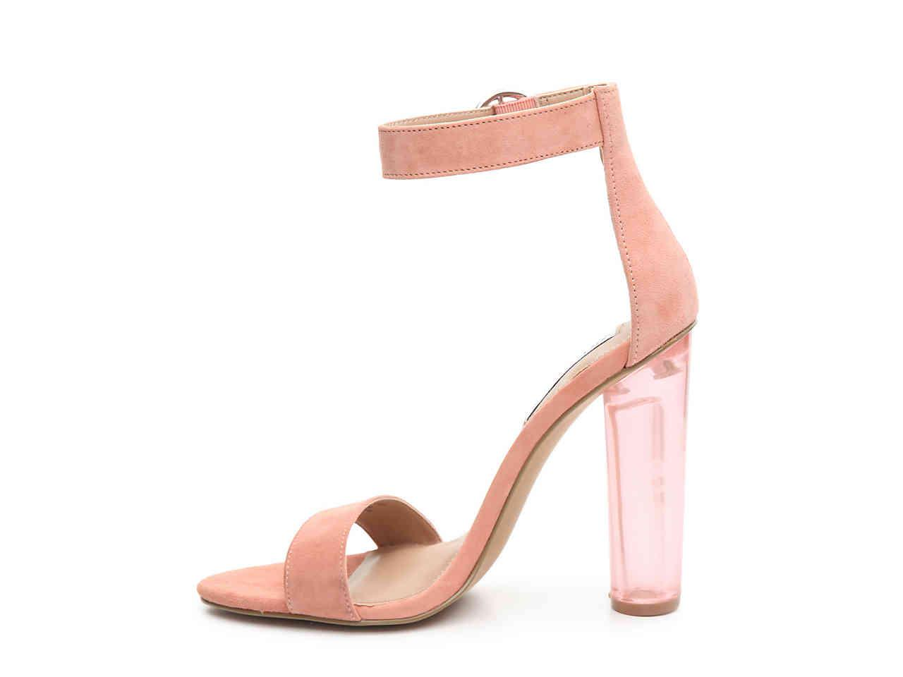 Teaser Suede Dress Sandals