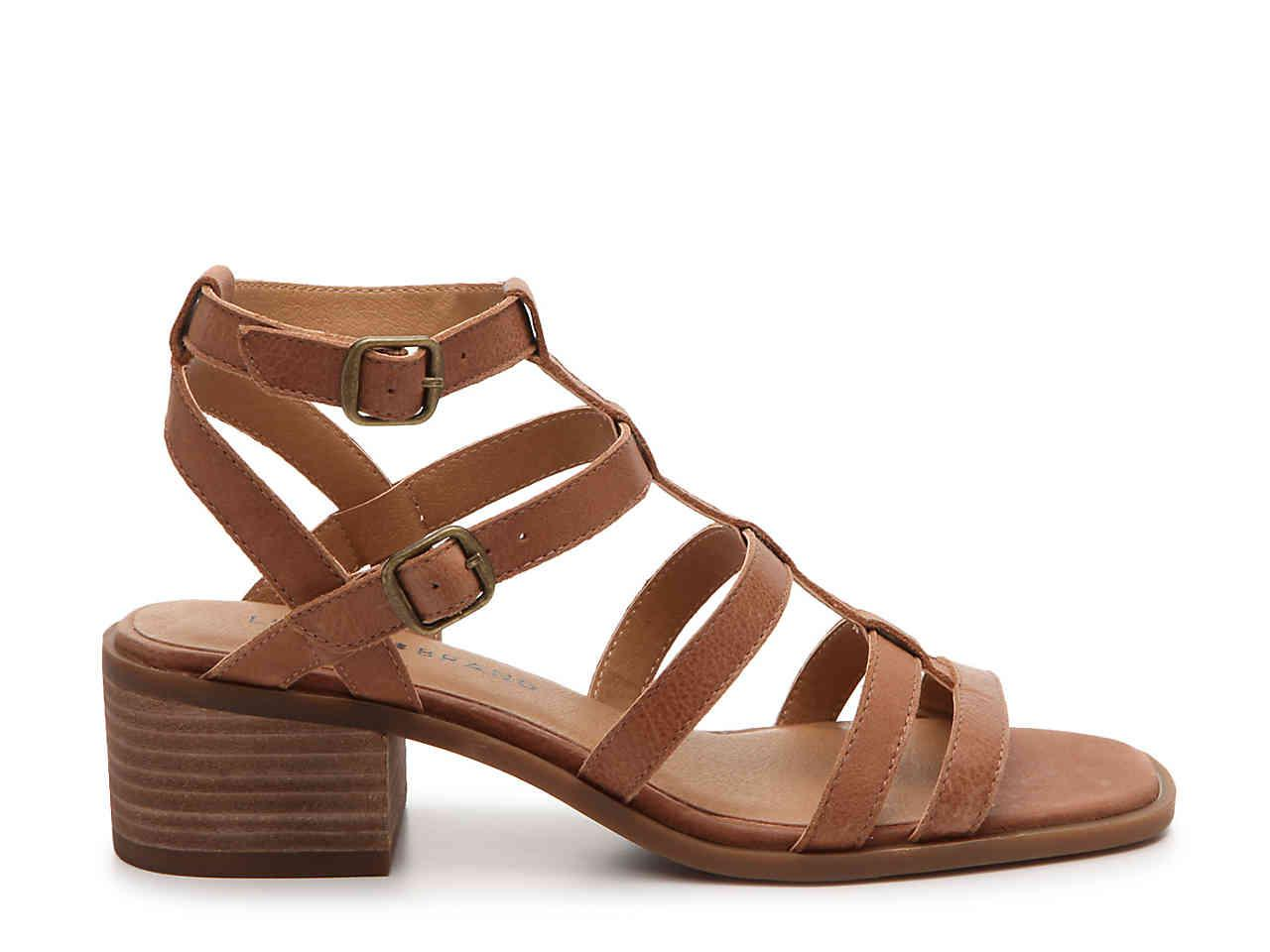 Lucky Brand Paytun Gladiator Sandal in