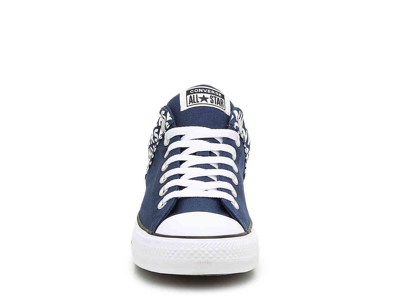 a3c5f2dc9bcac1 Converse - Blue Chuck Taylor All Star Hi Street Sneaker for Men - Lyst.  View fullscreen