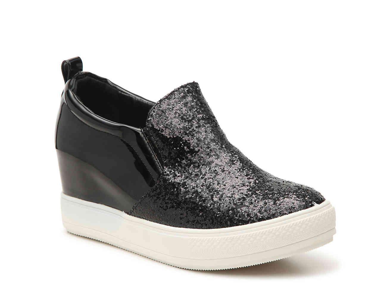 Wanted Luminous Wedge Slip-on Sneaker