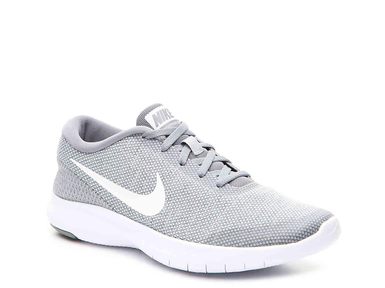 buy online 5f884 2ef8a sweden dsw nike air max thea ddb80 20528  germany lyst nike flex experience  rn 7 lightweight running shoe in white 067a8 40ef0