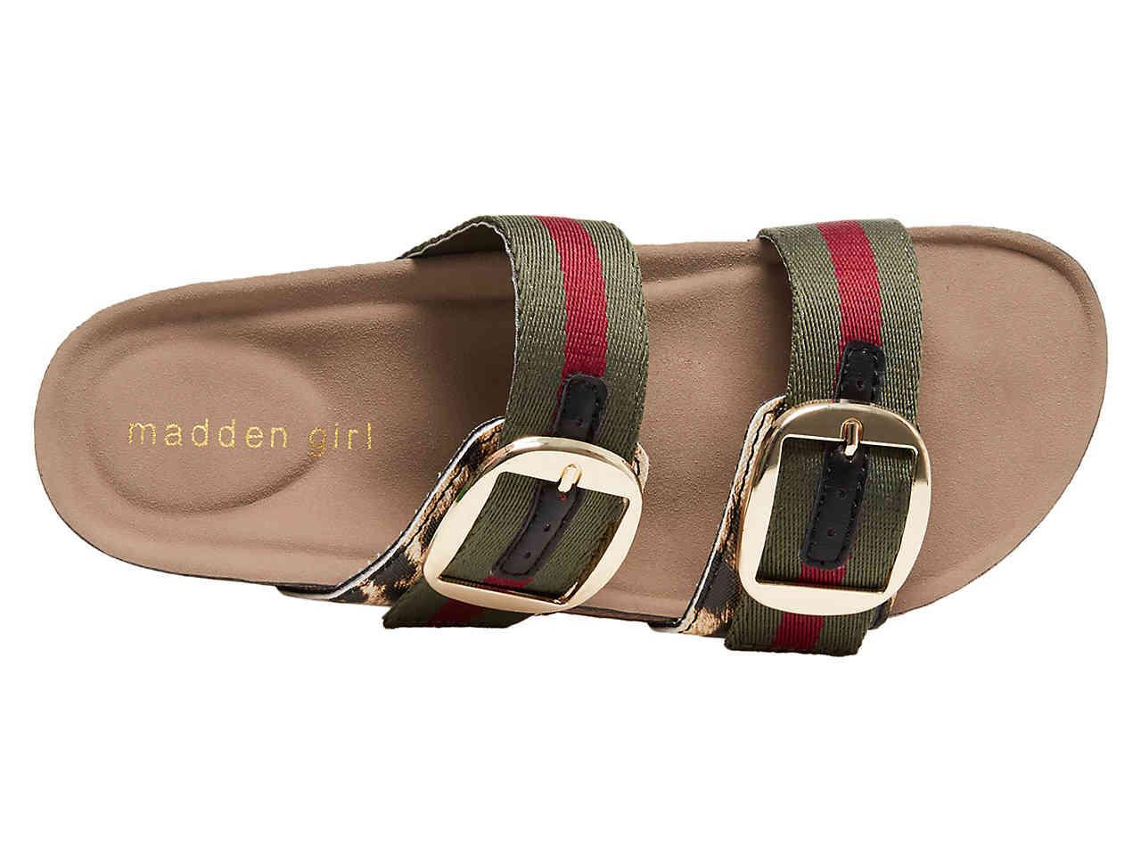 Madden Girl Bambam Sandal - Lyst