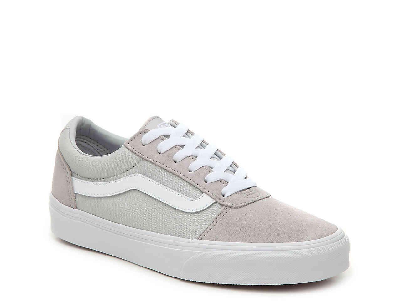 1125d028370d Lyst - Vans Ward Lo Sneaker in Gray
