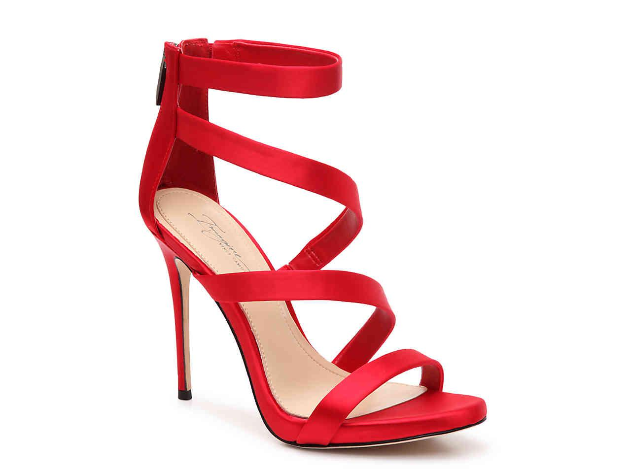 dda63c854e0 Imagine Vince Camuto Red Dalles Sandal
