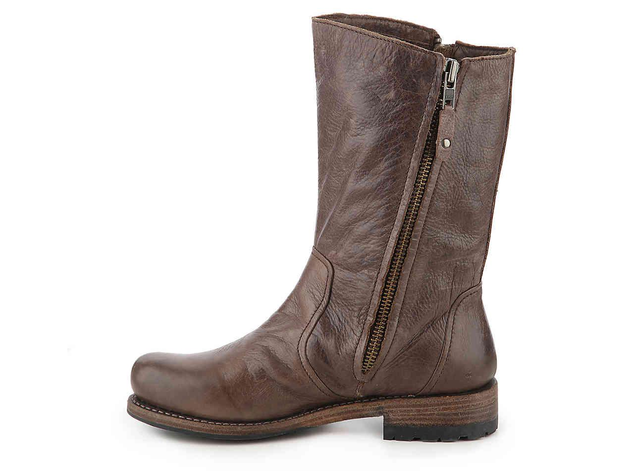 Blackstone Leather Kl87 Boot in Brown
